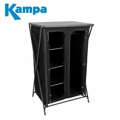 Kampa Maddie Tent / Awning Camping Storage Unit Cupboard Wardrobe NEW 2021 MODEL • 117.95£