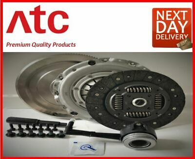 FORD MONDEO CLUTCH KIT AND FLYWHEEL 1.8 TDCi 2007 To 2015 (BA7) IV FFBA QYBA • 138.99£