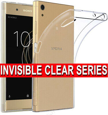 AU1.78 • Buy Sony Xperia Case CLEAR SHOCKPROOF Ultra Thin Shockproof Silicone TPU GEL Cover