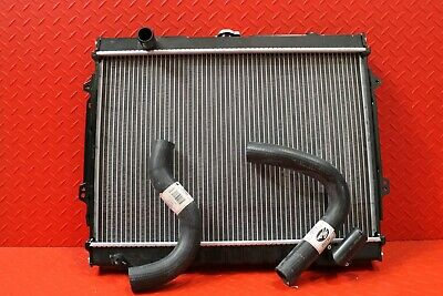 AU999 • Buy Mitsubishi ME MF MG MH MJ Triton Radiator 2.6L 4G54 W/Top & Bottom Hoses & Cap!!