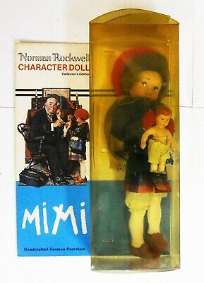 $10 • Buy Norman Rockwell Character Doll Collector's Edition MIMI