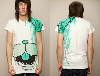 £39.51 • Buy Drop Dead Clothing - Close Up Kitty Tee Tshirt Rare BMTH Oliver Sykes