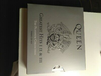 Pre Owned Queen - Platinum Collection, Vol. 1-3 • 7.80£