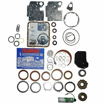 AU759.99 • Buy Gm 4l65e 4l60e , Deluxe Overhault Rebuild Kit High Performance Stage-a (2004-up)