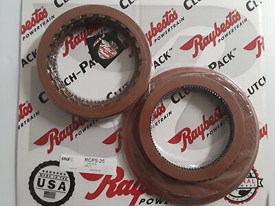 AU302.26 • Buy Clutch Pack Raybestos STAGE 1, RED CLUTCHES PERFORMANCE , 4R100