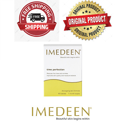 IMEDEEN Time Perfection 60 Tabs 1 Month Supply FREE Shipping EXP. DATE 05/2023 • 30.39£