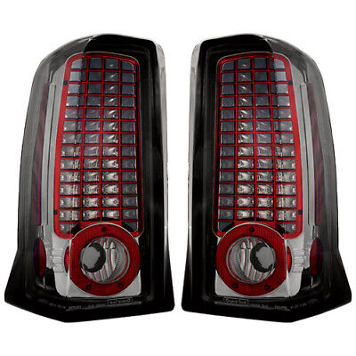 $175 • Buy New Smoked LED Tail Light Set For 02-06 Cadillac Escalade GM2801234 GM2800234