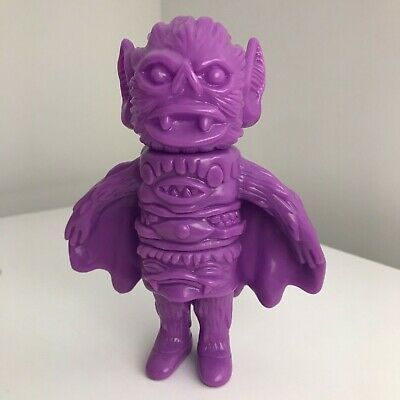 $ CDN72.91 • Buy Joseph Harmon Wolf Thing Bat Mother Purple Sofubi