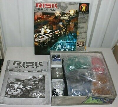 $19.99 • Buy Avalon Hill Risk 2210 A.D. - Sealed Pieces