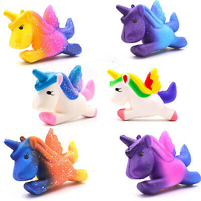 AU7.99 • Buy AU Unicore Jumbo Slow Rising Squishies Scented Squeeze Pressure Relief Kids Toys