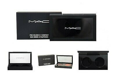£5.99 • Buy MAC PRO Palette Women's Compact Duo Eye Shadow Concealer Pans For Her FREE P&P