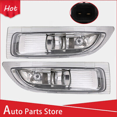 $42.05 • Buy Pair For 2004 2005 Toyota Sienna Left+ Right Front Fog Driving Lamp Light 3.3L