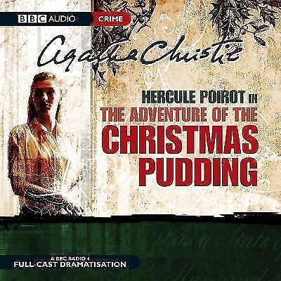 £7.50 • Buy The Adventure Of  Christmas Pudding  New & Sealed Audio CD Book