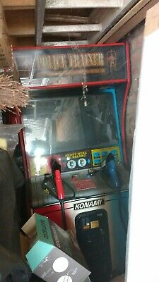 £600 • Buy Lethal Enforcers Arcade Machine With Police Trainer Game