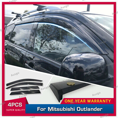 AU71.99 • Buy AUS Original Injection Weather Shields Weathershields For Outlander 06-12 #T