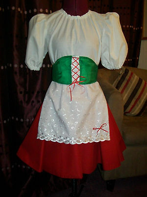 Girls /Ladies New Made To Measure Highland Dancing Irish  Jig Outfit • 66£