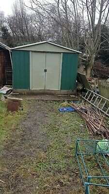 Used Metal Garden Sheds • 33£