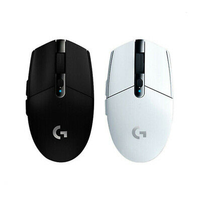 AU69.95 • Buy Logitech G305 G304 Wireless Lightspeed Gaming Mouse Programmable 12000 DPI