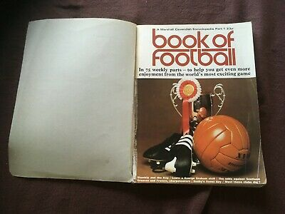 Marshall Cavendish Book Of Football 1973 • 1.75£