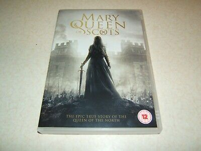 Mary Queen Of Scots  : Camille Rutherford 2013   Region 2 Dvd • 2.99£
