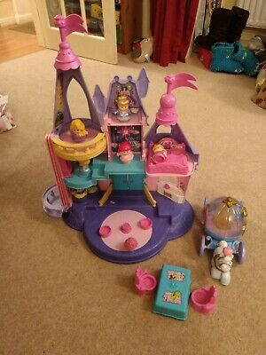 Fisher-Price Little People Disney Princess Musical Palace Castle  • 5.60£