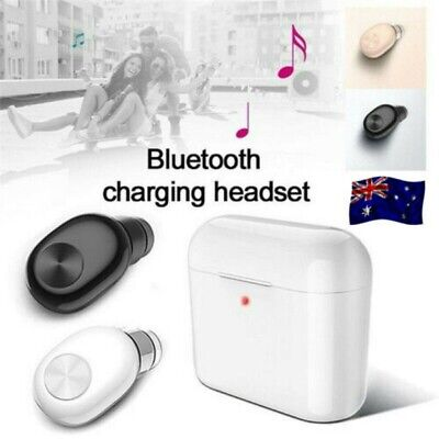 AU17.47 • Buy Wireless Bluetooth Earphones Headphones Earbuds For Apple IPhone Samsung Android