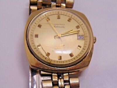 $ CDN139.60 • Buy Vintage Longines Automatic Ultra-Chronograph Date 10k Gold Filled