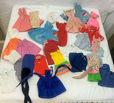 $ CDN74.10 • Buy Vintage 1960's  Barbie Doll Clothes Lot 35 Pieces