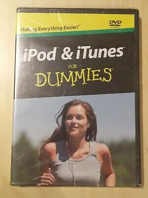 AU24.85 • Buy Ipod & Itunes For Dummies Dvd