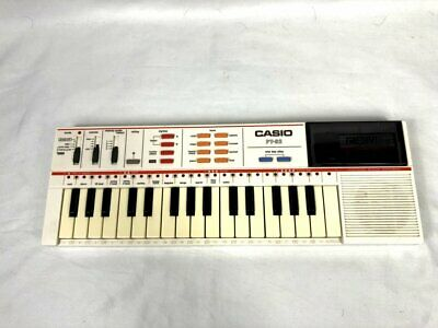 $34.19 • Buy Casio PT-82 Keyboard Vintage W/ World Songs RO-551 Works  No Power Supply