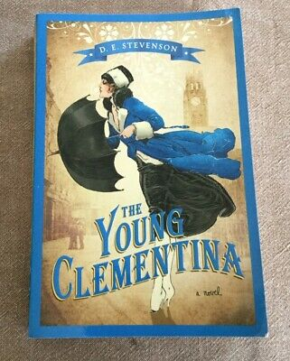 The Young Clementina By  D.E. Stevenson Paperback Book • 5.99£