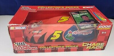 $4.99 • Buy #5 Kellogg's Racing Champions 1:24 Scale NASCAR Terry Labonte Card Car Cover