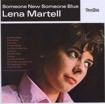 Lena Martell - Someone New Someone Blue/Decca Rarities • 12.35£