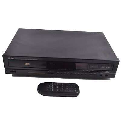 Denon DCD960 Stereo CD Player With Remote And Instructions - Black • 79.99£