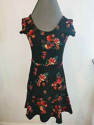 Women's Skater Dress By Planet Love Size Small Bnwt • 4£