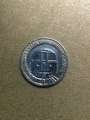 Cheapest  2013  £2 Coins Two Pound Rare  London Underground Train • 4.48£