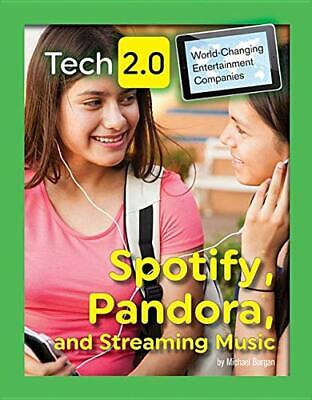 AU22.49 • Buy Spotify, Pandora, And Streaming Music (Tech 2.0: World-Changing Entertainment C