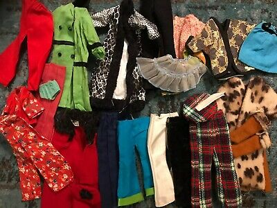 $ CDN15.88 • Buy Vintage Barbie Doll Clothes Lot -