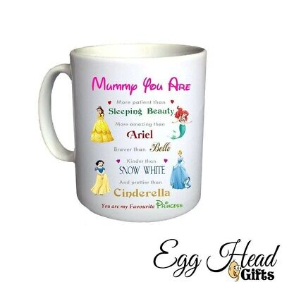 You Are My Favourite Princess Mug Mother Day Novelty Gift • 7.99£