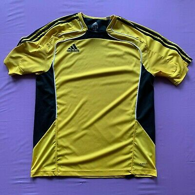 $20 • Buy Adidas Men's Climacool Bumblebee Soccer Jersey Yellow Large