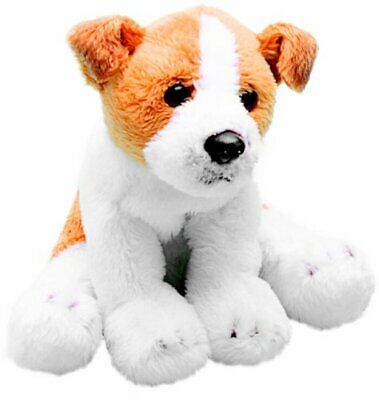 Yomiko Classics 12.7cm Sitting Jack Russell Soft Toy Dog By Suki Collectable  • 8.95£