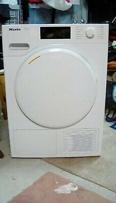 View Details Miele TWB120WP T1 Classic Heat-Pump Tumble Dryer With PerfectDryPick Up Only! • 300.00$