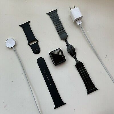 $ CDN260.42 • Buy Apple Watch Series 2: 42mm Stainless Steel Sapphire Screen With Sport Link Band