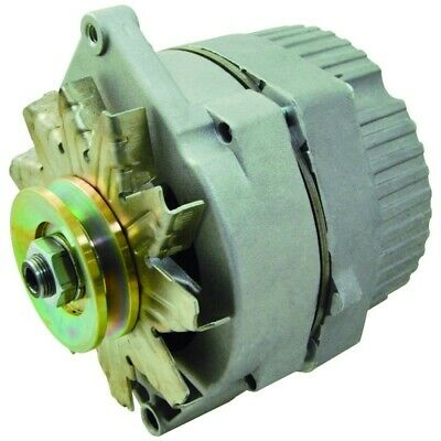 $ CDN78.89 • Buy New Alternator Replaces Delco 10SI IR/EF 3 Wire System 63 Amp V Drive Pulley