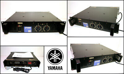 AU1000 • Buy YAMAHA P3200 Power Amplifier (880W Into 8Ω Mono)