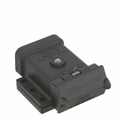 AU26.95 • Buy 120a Amp Anderson Plug Mounting Bracket Mount Black Cover