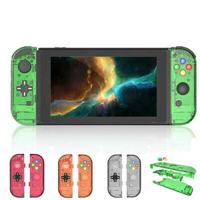 $8.89 • Buy For Nintendo Switch Joy-Con Protective Shell Handle Hard Travel Carry Case Cover