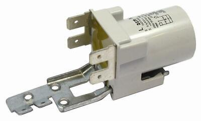 £9.99 • Buy Genuine Hoover Candy Washing Machine Mains Suppressor Filter Capacitor 91200489