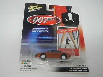 $ CDN36.99 • Buy Johnny Lightning 007 40th Anniversary Lotus Esprit Turbo