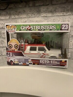 Funko POP! RIDES: Ghostbusters 2016 Ecto-1 # 23 • 26.99£